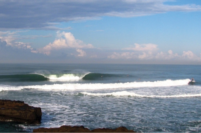 Canggu Surf Spots - Echo Beach