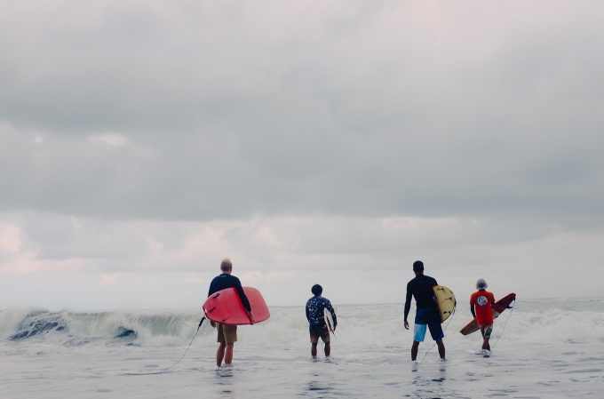 Expectations vs. Reality: What Surfing Is Really Like As A Beginner